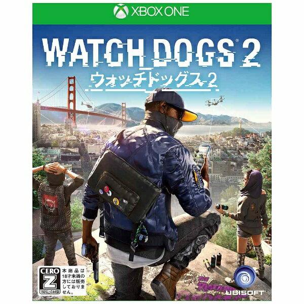 【送料無料】 ユービーアイソフト ウォッチドッグス2【Xbox Oneゲームソフト】
