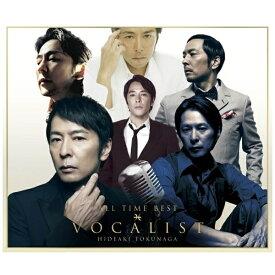 ユニバーサルミュージック 徳永英明/ALL TIME BEST VOCALIST 初回限定盤 【CD】