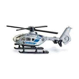 ボーネルンド Borne Lund siku ポリスヘリコプター SK0807