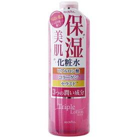東京アロエ TOKYOALOE ALOVIVI(アロヴィヴィ)トリプルローションモイスト(500ml)[化粧水]【wtcool】