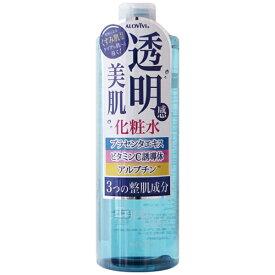 東京アロエ TOKYOALOE ALOVIVI(アロヴィヴィ)トリプルローション(500ml)[化粧水]【wtcool】