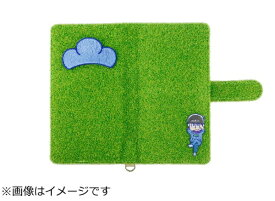 AGリミテッド Ag Ltd スマートフォン用[幅 73mm] Shibaful x おそ松さん 汎用ケース Mサイズ カラ松 OM/SBF-FPC09