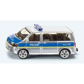 ボーネルンド Borne Lund siku VW ポリスチームバン SK1350