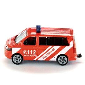 ボーネルンド Borne Lund siku アウディ Q7 消防指令車 SK1460