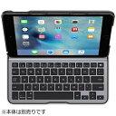 BELKIN iPad mini 4用 QODE Ultimate Liteキーボードケース ブラック F5L191QEBLK[F5L191QEBLK]