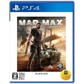 ワーナーブラザースジャパン Warner Bros. WARNER THE BEST マッドマックス【PS4ゲームソフト】
