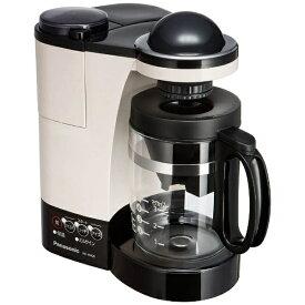 パナソニック Panasonic NC-R400 コーヒーメーカー パナソニック カフェオレ [ミル付き][NCR400]