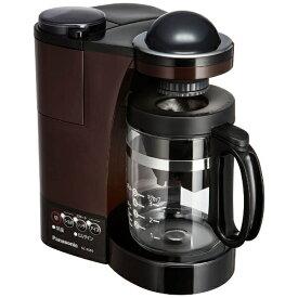 パナソニック Panasonic NC-R500 コーヒーメーカー パナソニック ブラウン [ミル付き][NCR500]