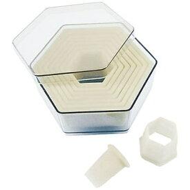 デバイヤー deBUYER デバイヤー 樹脂製パテ抜 六角 9PCSセット 4304.40 <WPT4701>[WPT4701]