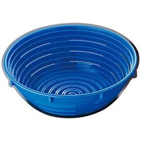 サーモハウザー thermo hauser サーモ 醗酵カゴ丸型 (ポリプロピレン) 48729 ブルー <WHT11>[WHT11]