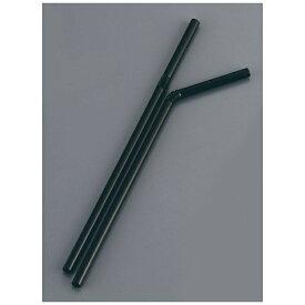 水野産業 Mizuno Sangyo フレックスストロー 裸(500本入) 黒 192403 <EST5102>[EST5102]