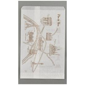 水野産業 グラシン紙袋 プランデパリ(100枚入) <GGL6401>[GGL6401]