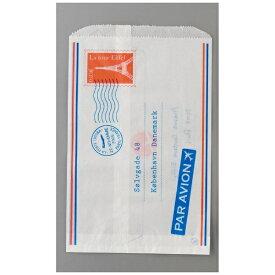 水野産業 Mizuno Sangyo グラシン紙袋 エアメール(100枚入) <GGL6301>[GGL6301]