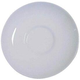 ウェッジウッド WEDGWOOD ウェッジウッド ホワイトコノート スープソーサー 16.5cm 3330 <RUEE701>[RUEE701]