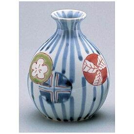エムズジャパン 丸紋十草徳利 D05-10 <RTTA801>[RTTA801]