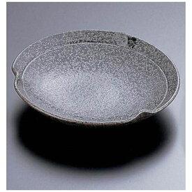 エムズジャパン 黒ちらし5.0皿 T03-142 <RTLG701>[RTLG701]