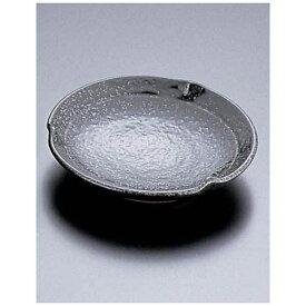 エムズジャパン 黒ちらし3.5皿 T03-143 <RTLG801>[RTLG801]