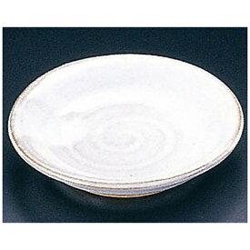 エムズジャパン 乳白 丸小皿 T03-244 <RSLI801>[RSLI801]