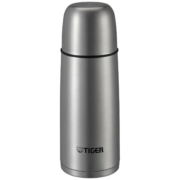 タイガー TIGER ステンレスボトル 「サハラスリム」(0.35L) MSC-C035-XS ステンレス[MSCC035XS]