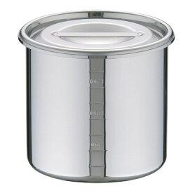 三宝産業 SAMPO SANGYO UK18-8目盛付 キッチンポット 14cm <AKTA807>[AKTA807]
