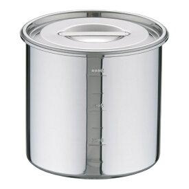 三宝産業 SAMPO SANGYO UK18-8目盛付 キッチンポット 17cm <AKTA810>[AKTA810]