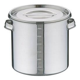 三宝産業 SAMPO SANGYO UK18-8目盛付 キッチンポット 21cm <AKTA814>[AKTA814]