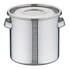 三宝産業 SAMPO SANGYO UK18-8目盛付 キッチンポット 22cm <AKTA815>[AKTA815]