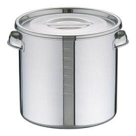 三宝産業 SAMPO SANGYO UK18-8目盛付 キッチンポット 24cm <AKTA816>[AKTA816]