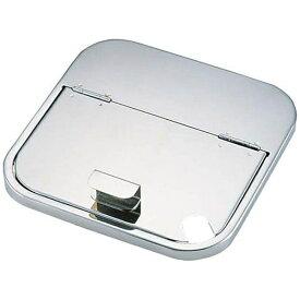 三宝産業 SAMPO SANGYO ポリカーボ深型角キッチンポット用 割蓋 21cm <AKK5007>[AKK5007]
