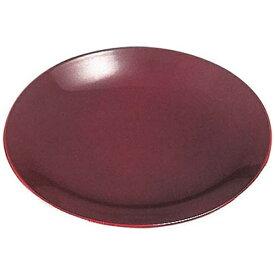 福井クラフト メラミン4.2寸 古代銘々皿 溜 82156030 <RFI0601>[RFI0601]