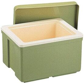関東プラスチック工業 Kantoh Plastic Industry 保温保冷食函 小 KC-200(内蓋付) ブラウン <DHO056A>[DHO056A]