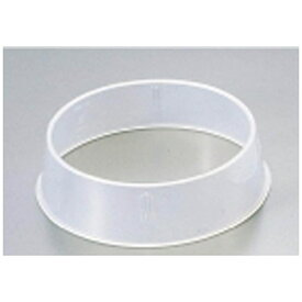 関東プラスチック工業 Kantoh Plastic Industry KK丸皿枠(ポリプロピレン) K-60 19cm用 <NMR39060>[NMR39060]