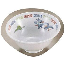 関東プラスチック工業 Kantoh Plastic Industry メラミン「雷門竜」M-70-R スープ椀 <RSC22>[RSC22]