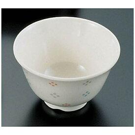 関東プラスチック工業 Kantoh Plastic Industry メラミン「花紋」湯呑 M-314-KA <RYN17>[RYN17]