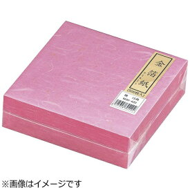 マイン MIN 金箔紙ラミネート 桃 (500枚入) M30-652 <QKV22652>[QKV22652]