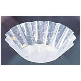 マイン MIN グルメカップ金箔紙φ75 白 M33-555(500枚入) <QKV5102>[QKV5102]