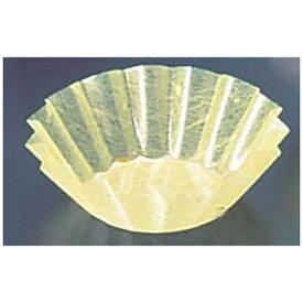 マイン MIN グルメカップ金箔紙φ75 黄 M33-567(500枚入) <QKV5302>[QKV5302]