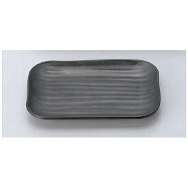 マイン MIN マイン メラミンウェア 黒 角皿 小 M11-139 <RMI7602>[RMI7602]