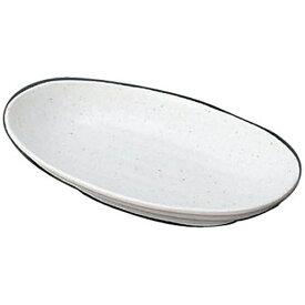 マイン MIN マイン メラミンウェア 白 小判皿 中 M11-113 <RMI6702>[RMI6702]