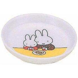 関東プラスチック工業 Kantoh Plastic Industry メラミンお子様食器 「ミッフィー」 M-8C 小皿ミッフィー <RKZC501>[RKZC501]