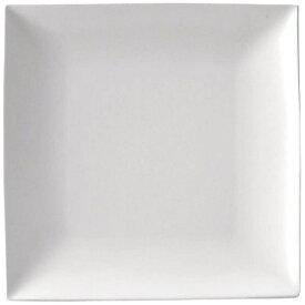 ミヤザキ食器 MIYAZAKI スパッツィオ スクエア プレート 白 (L)10 1/2インチ <RSP4604>[RSP4604]