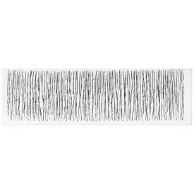 ミヤザキ食器 MIYAZAKI エルバ レクタンギュラープレート ロング 白 <REL1401>[REL1401]