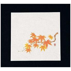 アーテック Artec ニュー四季懐紙 5寸(100枚入) NS-14 赤もみじ <QKIJ601>[QKIJ601]