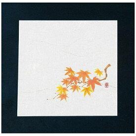 アーテック Artec ニュー四季懐紙 4寸(100枚入) NS-24 赤もみじ <QKIG301>[QKIG301]