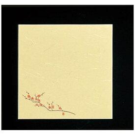 アーテック Artec 5寸懐紙 四季の花(100枚入) S5-3 梅 <QKIB9>[QKIB9]