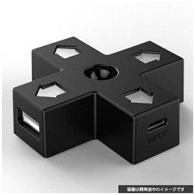 サイバーガジェット CYBER Gadget 8BITDO DPAD USB HUB【PS4/レトロフリーク】