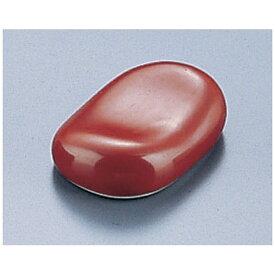 エムズジャパン 赤小判形 箸置 Y-309 <RMJB601>[RMJB601]