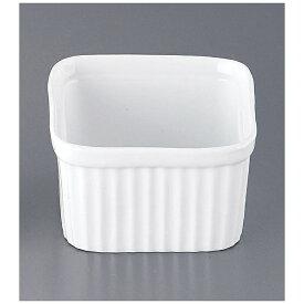 かんだ KANDA 耐熱性陶器 四角スフレ M(6個入) <RSH2802>[RSH2802]