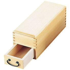 景陽工産 木製かつ箱(スプルス材) 中 <BKT76002>[BKT76002]