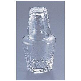 吉沼硝子 Yoshinuma Glass ガラス小矢来水瓶 YR-40S <PSI10>[PSI10]